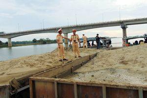Nhiều biện pháp cụ thể để dẹp nạn 'cát tặc'
