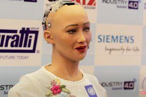 Robot Sophia: Ngọt ngào và Man trá!