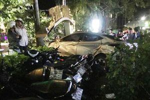 Hai nữ sinh tử nạn khi đi uống café