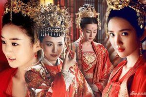 Điểm danh những tân nương xinh đẹp nhất màn ảnh Hoa ngữ