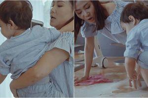 'Chị đại' Thu Minh hé lộ hình ảnh con trai sau bao ngày giấu diếm kĩ lưỡng