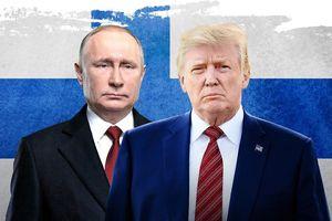 Quán cà phê Helsinki ra mắt món 'Trumputin' nhân cuộc gặp Thượng đỉnh