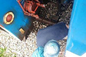 Truy trách nhiệm vụ tàu đang chạy bị 'đứt đôi' ở Thanh Hóa