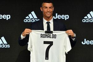 10 kỷ lục chờ Ronaldo xô đổ tại Juventus