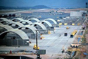 Sân bay Phù Cát thời chiến tranh VN trông như thế nào?