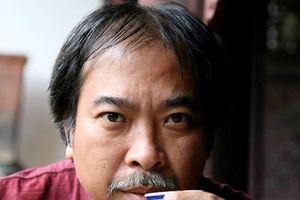 Nhà thơ Nguyễn Quang Thiều chuẩn bị đi Hàn Quốc nhận 5.000 USD tiền thưởng
