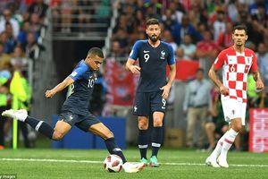 Đội hình tiêu biểu World Cup 2018: Vinh danh những ai?