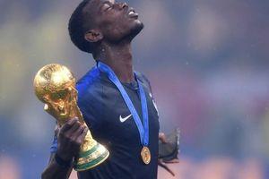 Bị phản đối vì ăn mừng chế nhạo tuyển Anh, Paul Pogba phải nói lời xin lỗi