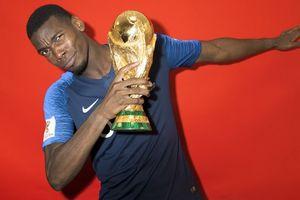 Paul Pogba: Từ đứa trẻ to xác đến kẻ thống trị thế giới bóng đá