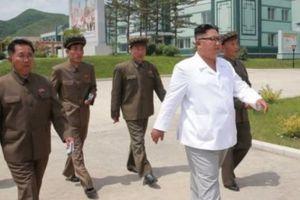 Kim Jong-un 'giận tím mặt' vì cấp dưới để xảy ra chuyện này