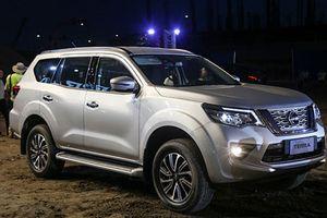 Nissan Terra mới 'chốt giá' khoảng 1,1 tỷ tại Việt Nam