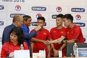 HLV Park Hang-seo: 'Đội tuyển Olympic Việt Nam nỗ lực vượt qua vòng bảng ASIAD 18'