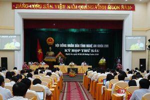 Nóng vấn đề xây dựng dự án thủy điện ở Nghệ An
