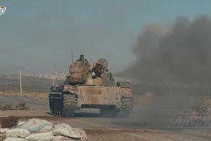 'Hổ Syria' tốc chiến giải phóng cao điểm thánh chiến gần Cao nguyên Golan