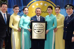 Định vị cao cấp, Vietnam Airlines thành công ngay từ chiến lược