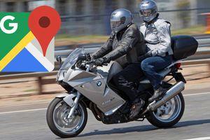 Google Maps thêm chế độ mới dành cho người đi xe máy tại Việt Nam