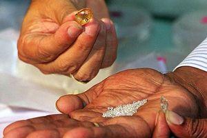 Phát hiện khối lượng kim cương cực 'khủng' chưa khai thác