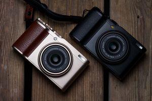 Fujifilm XF10 ra mắt - cảm biến lớn nhưng mất bản sắc