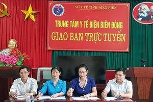 Chủ tịch CĐ Y tế VN khảo sát địa điểm xây nhà công vụ cho nhân viên y tế ở Điện Biên