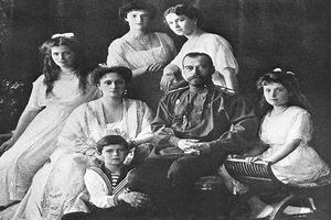 Tuyên bố sốc về thi hài gia đình Sa hoàng cuối cùng của Nga