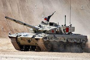 Nâng cấp toàn diện Type 96, Trung Quốc quyết đánh bại T-72 Nga