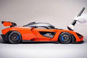 Giật mình siêu xe McLaren Senna đồ chơi giá 224 triệu đồng
