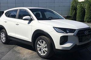 Xe Hyundai Tucson thiết kế theo phong cách Trung Quốc