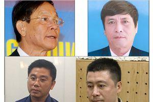 Cựu Tổng cục trưởng Tổng cục Cảnh sát Phan Văn Vĩnh nhận hối lộ bao nhiêu?