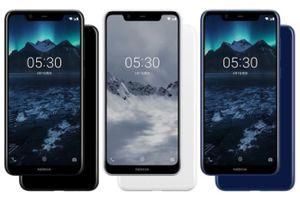 Nokia X5 ra mắt với máy ảnh kép và giá hấp dẫn