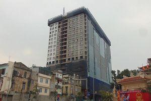 Xử lý cao ốc 8B Lê Trực giai đoạn 2 phải phá bỏ cả tòa nhà?