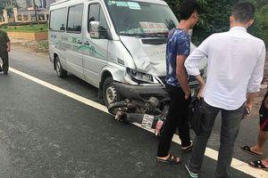 Lạng Sơn: Xe máy đâm xe ô tô, một phụ nữ tử vong tại chỗ