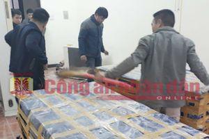 Choáng với 'kho tiền' khổng lồ thu được trong đường dây đánh bạc của Phan Sào Nam