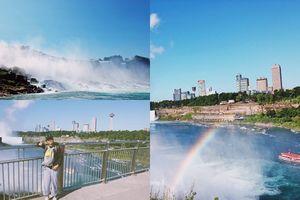 Theo chân cô gái Việt đến thăm thác nước hùng vĩ nhất thế giới Niagara