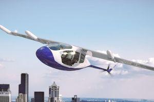 Rolls Royce cũng tham gia vào cuộc đua sản xuất taxi bay