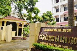Đoàn công tác của Bộ GD-ĐT bắt đầu rà soát điểm thi THPT bất thường tại Lạng Sơn và Sơn La