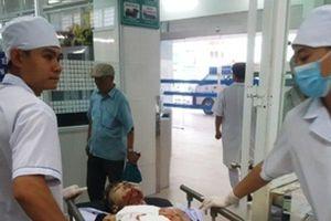 Bình gas mini phát nổ, nam thanh niên bị mất bàn tay, vỡ lồng ngực