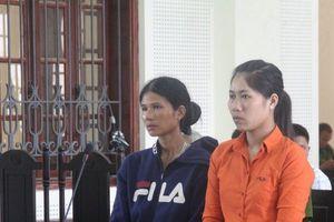 Bản án cho 2 kẻ bán 3 thiếu nữ dưới 16 tuổi sang Trung Quốc