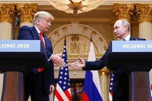 Sau thượng đỉnh Helsinki, báo Nga hết lời khen Tổng thống