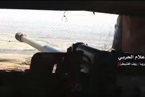 Không quân Nga – Syria ồ ạt trút sấm sét nghiền nát tuyến phòng thủ của Al-Qaeda ở Daraa
