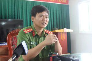 Chỉ huy đơn vị cảnh sát cơ động nói về điểm thi của 35 chiến sĩ