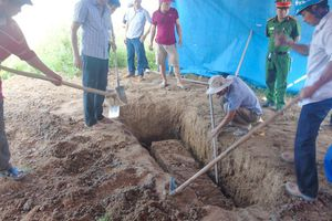 Vụ khai quật tử thi nữ kế toán: Không tìm ra nguyên nhân cái chết