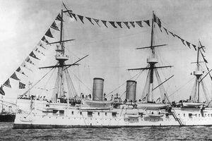 Đi tìm xác tàu chiến chứa 200 tấn vàng dưới biển
