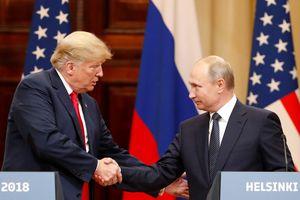 Tổng thống Trump mời Tổng thống Putin thăm Mỹ