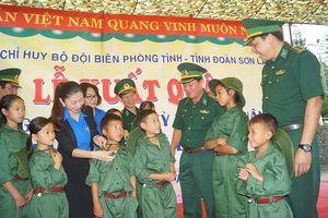 Xuất quân lớp Học kỳ trong Quân đội đặc biệt