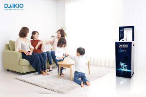 Daikiosan/Nakami là hãng đạt chuẩn quốc gia về máy lọc nước gia đình