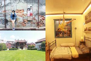 Dắt túi kinh nghiệm khám phá Penang - thành phố di sản tuyệt đẹp ở Malaysia