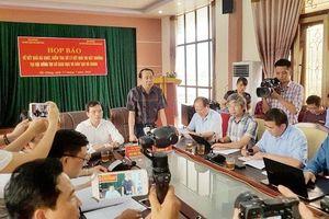 ĐBQH: 'Người đứng đầu ngành Giáo dục tỉnh Hà Giang phải chịu trách nhiệm đầu tiên!'