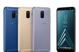 3 mẫu điện thoại tầm trung chính hãng của Samsung giảm giá cực hot