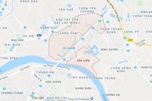 Hà Nội duyệt chỉ giới tuyến đường từ đê sông Hồng đi Dốc Lã - Ninh Hiệp