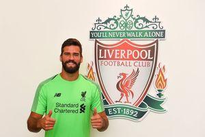 Alisson Becker: Liều thuốc chữa bệnh cho Liverpool?